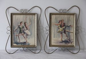 Ballet Dancers - Artwork Prints