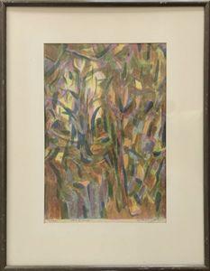 Woods - Framed Artist Proof Print Si