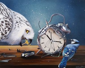 The Early Bird and the Night Owl
