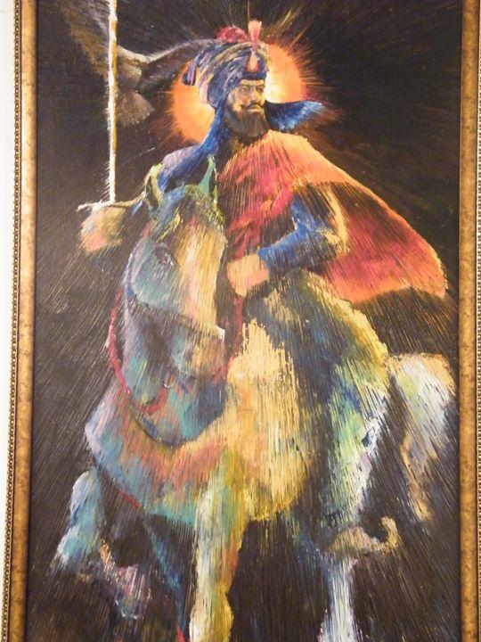 Divinity (Sikhism) - Tejinder Art