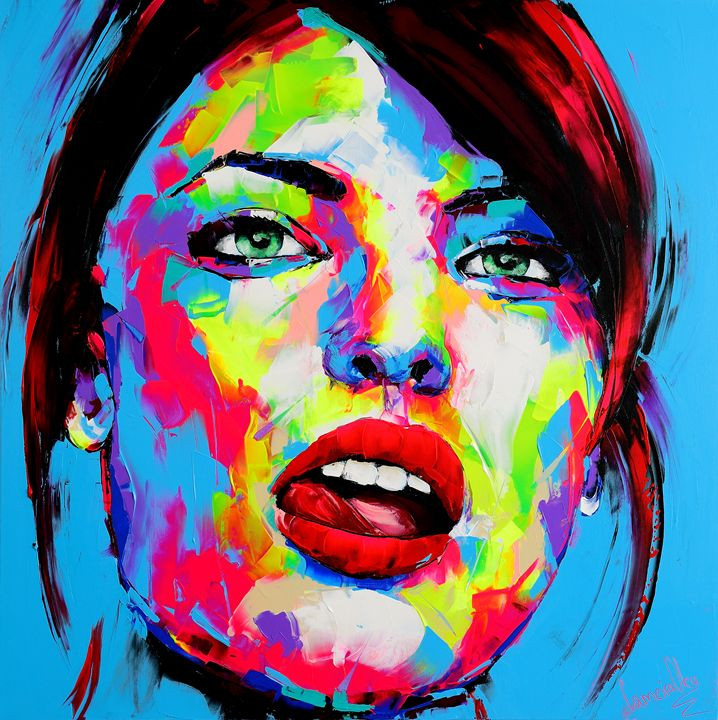 Portrait #89 - Oleg Cameira Art