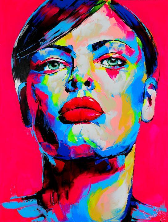 Portrait #90 - Oleg Cameira Art