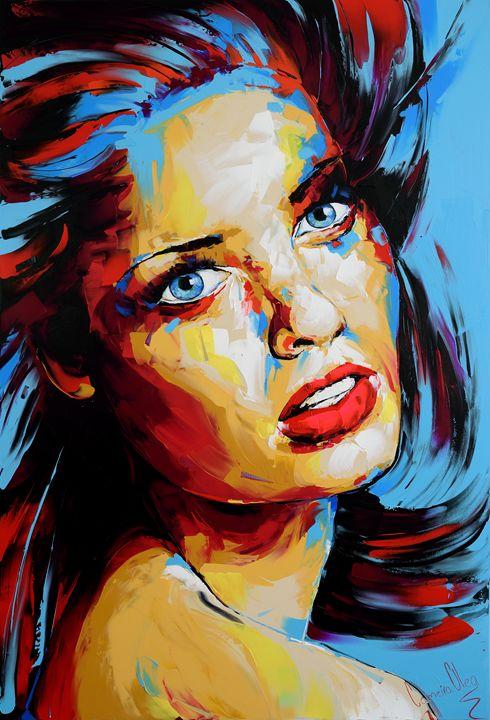 Portrait #92 - Oleg Cameira Art