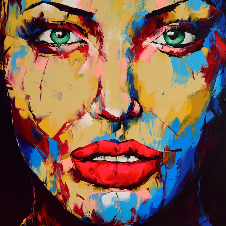 Girl1 - Oleg Cameira Art