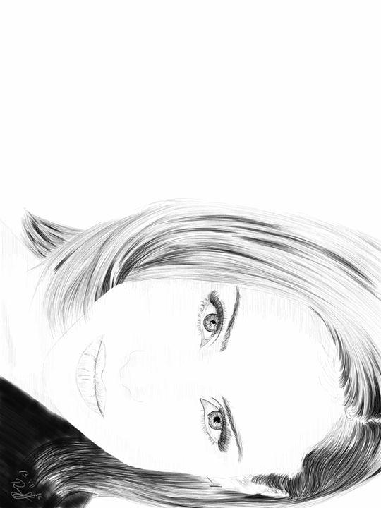 Woman portrait #15 - Rudsky