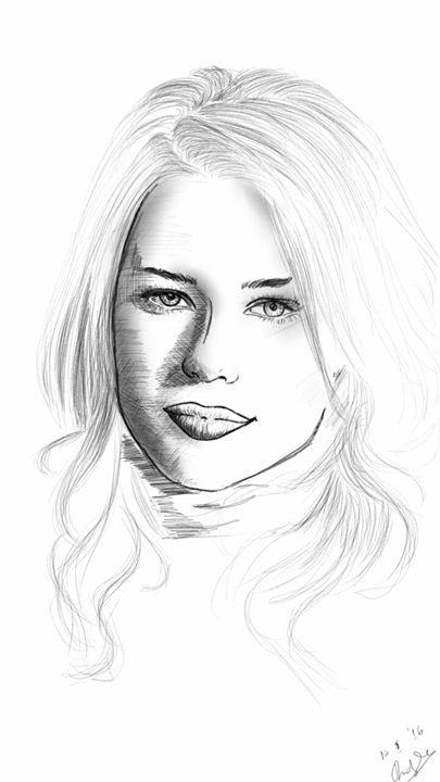 Woman portrait #05 - Rudsky
