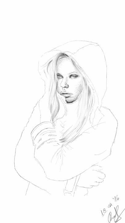 Woman portrait #07 - Rudsky