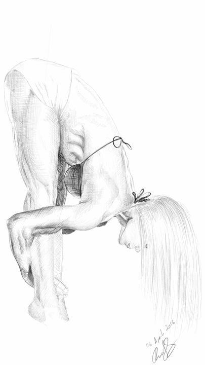 Woman Figure #06 - Rudsky