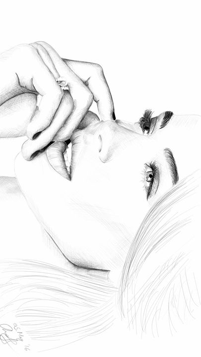 Woman portrait #08 - Rudsky