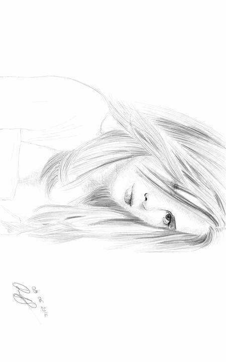 Woman portrait #09 - Rudsky
