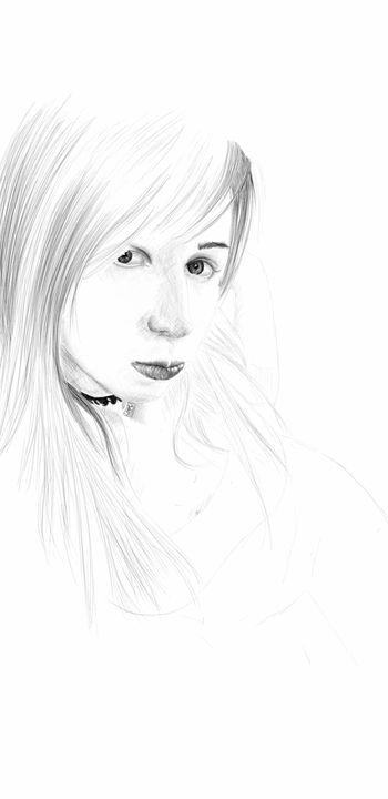 Woman Portrait #19 - Rudsky