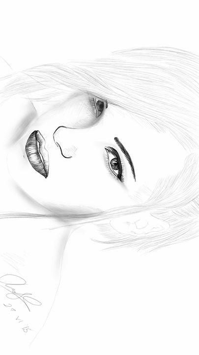 Woman portrait #02 - Rudsky