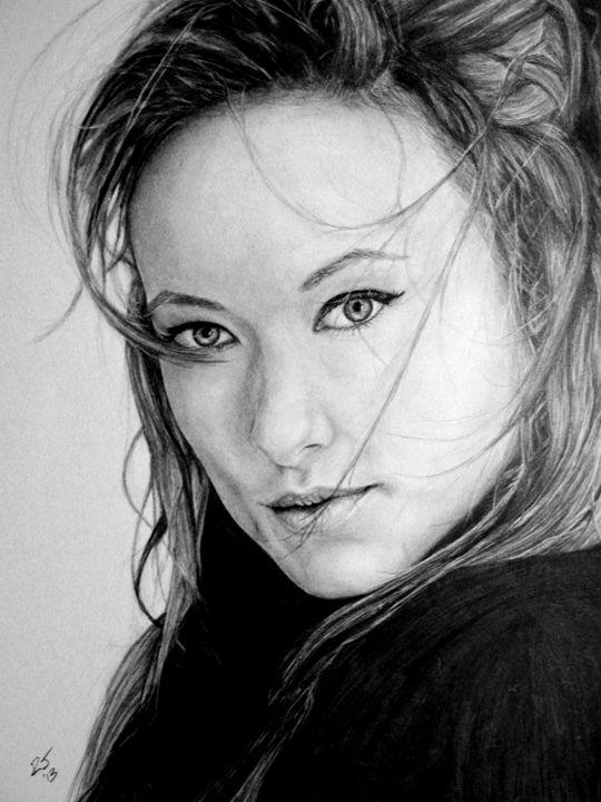 Olivia Wilde - Jacobson Portraits