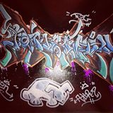 16x20 canvas graffiti