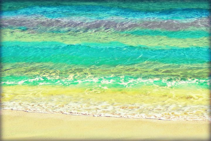 Beach Color - Bmused Photography by B. Muses