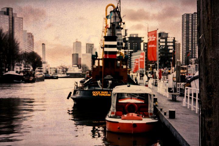 Wijnhaven Rotterdam - Rotterdam