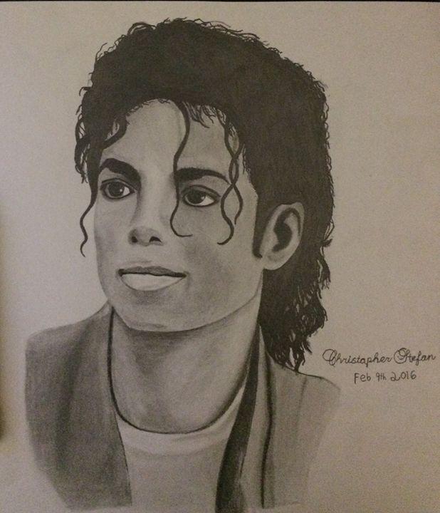Michael Jackson - Christopher Stefan's Art Gallery