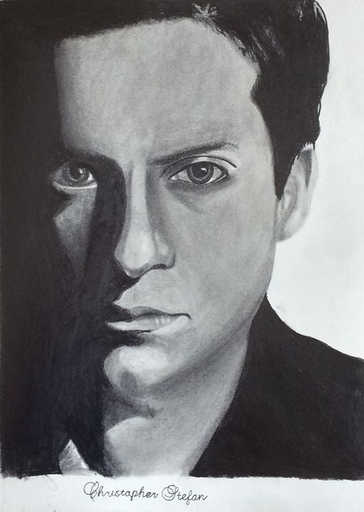 Tobey Maguire - Christopher Stefan's Art Gallery