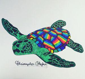 LGBT Turtle