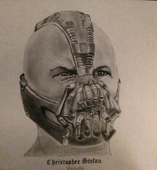 Bane - Christopher Stefan's Art Gallery