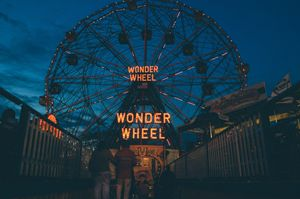 Anyway, Here's Wonder Wheel