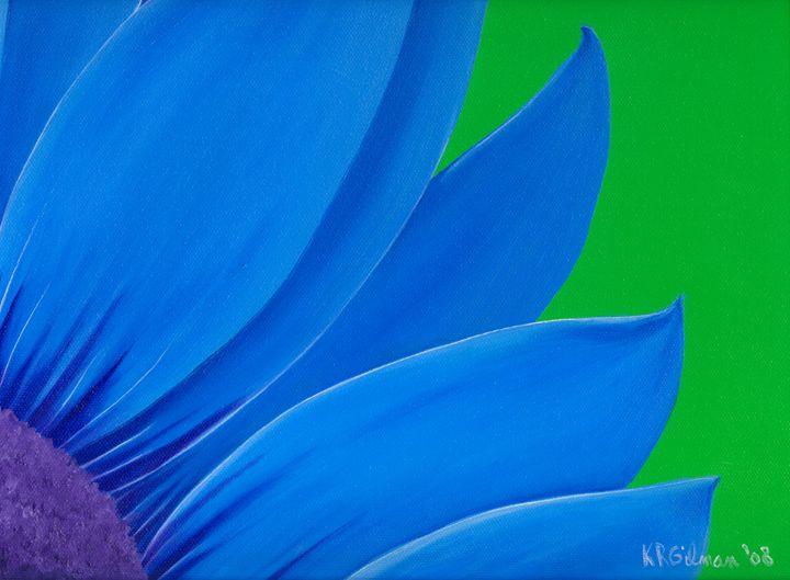Blue Harmonics - KRGilman