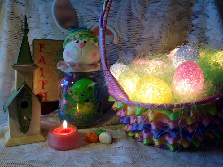 Easter Basket - KRGilman