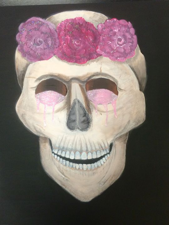 Skull - Hannah's Art