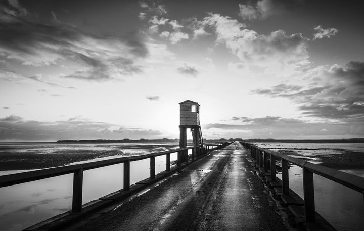 Sunrise over Holy Island #2 - John Cox Photography and Fine Art