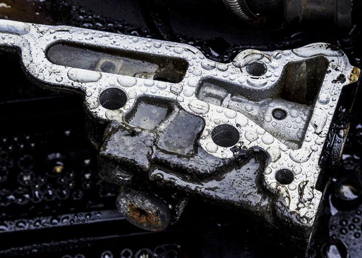 Scrap Engine Part. - John Cox Photography and Fine Art