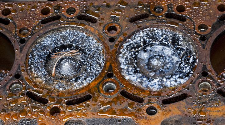 Scrap Engine Block #1. - John Cox Photography and Fine Art