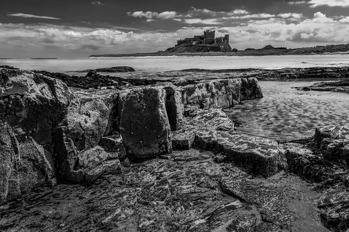 Bamburgh Castle - John Cox Photography and Fine Art