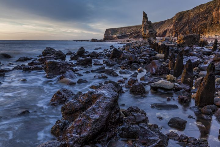 Chemical Beach #1 - John Cox Photography and Fine Art