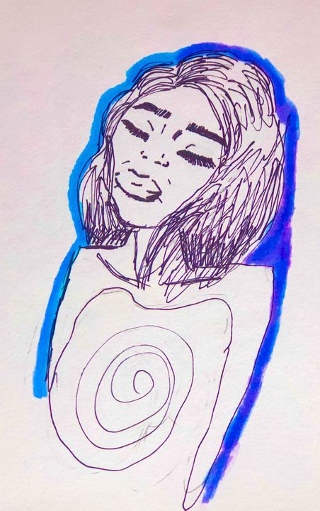 Swirl and simple - M.Macklin
