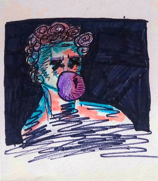 David's bubble - M.Macklin
