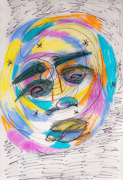 Space chaos - M.Macklin