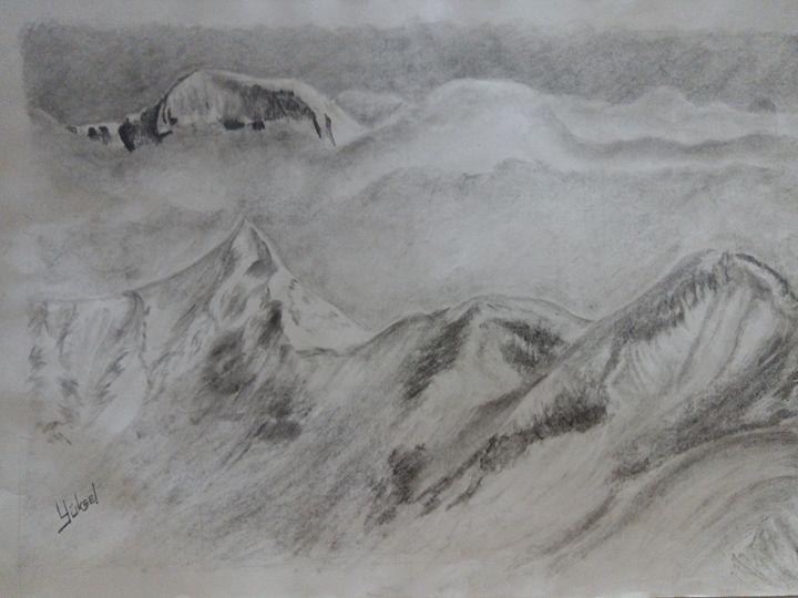 winter - my drawings