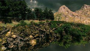 Mountain Storm.