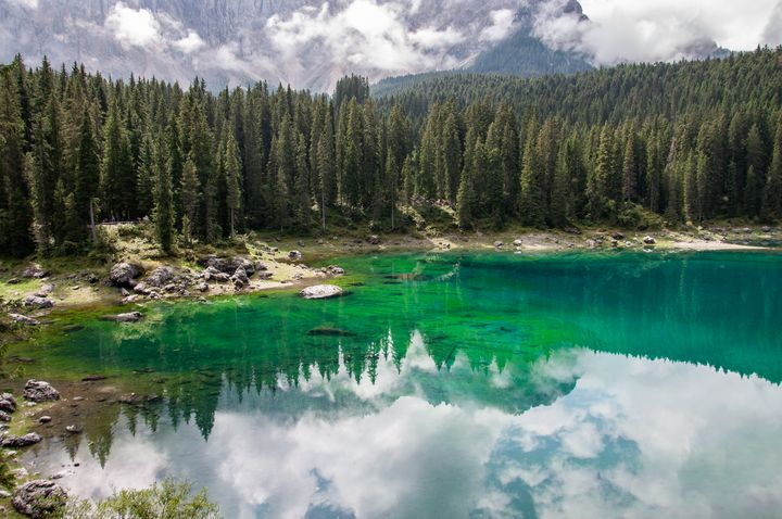 Carezza Lake (Italy) - Luca S.