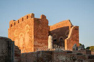 The Capitolium in Rome