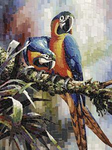 A COUPLE OF LOVEBIRDS - Mai Nhon