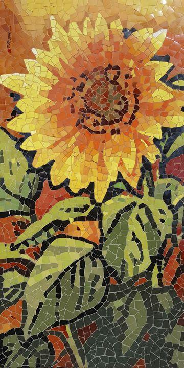 Sun flower - Mai Nhon