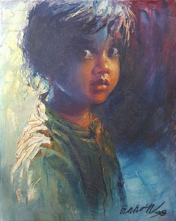 Ethnic Boy - Mai Nhon