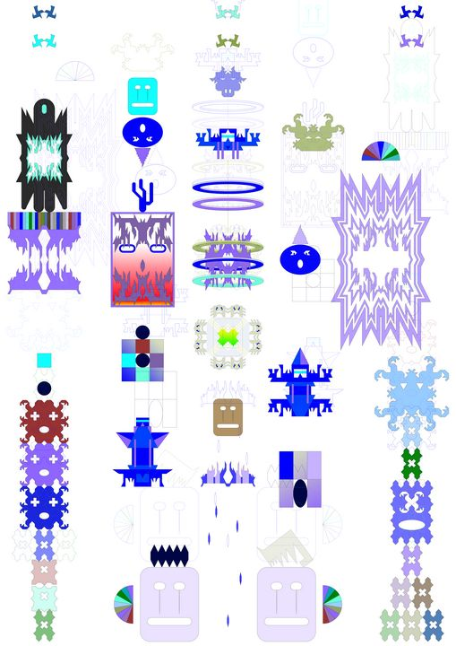 53_MYSTERIESver2 - Clover Gallery
