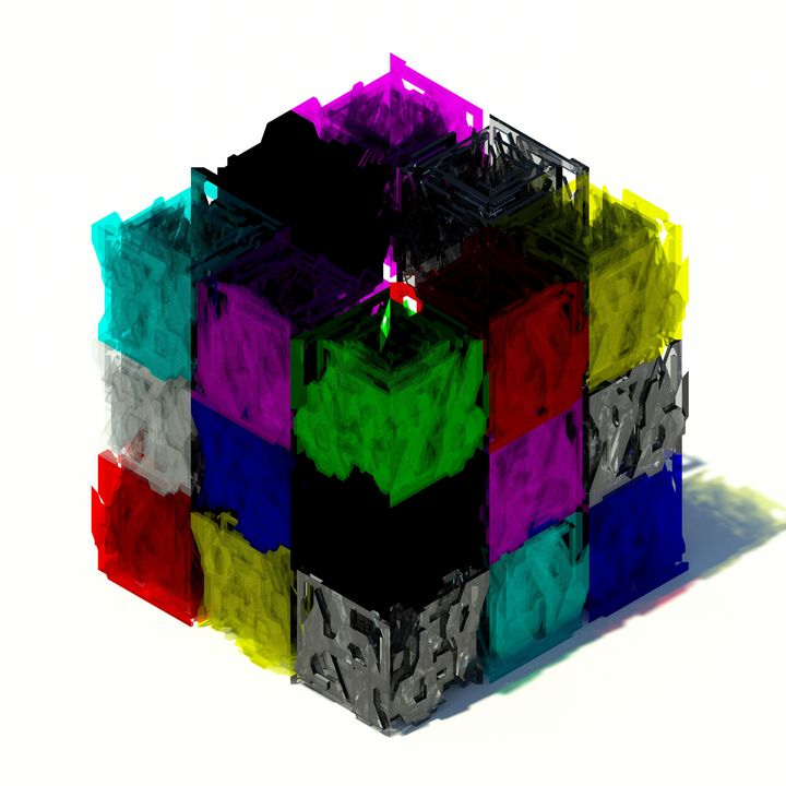 Supercube - 3 - Clover Gallery