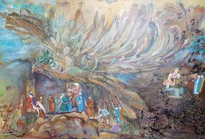 Presence of Simurgh
