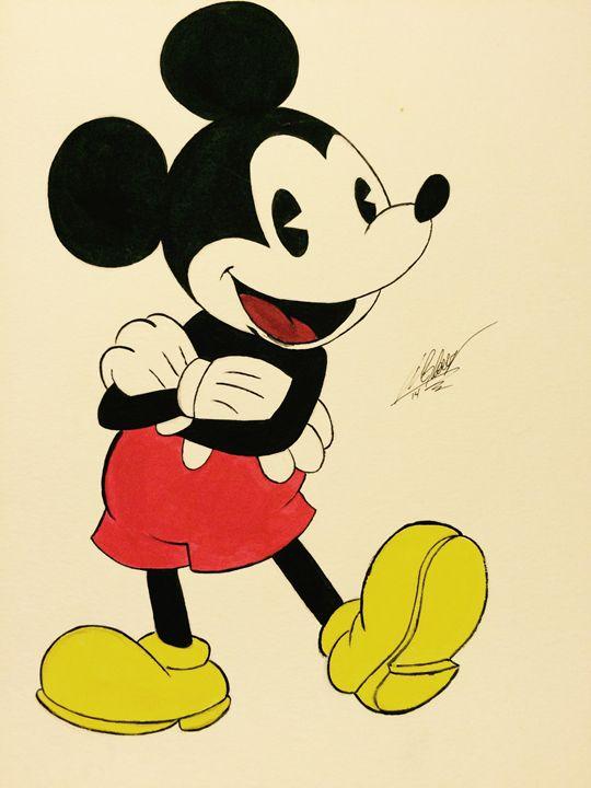 Mickey mouse - Agluvz