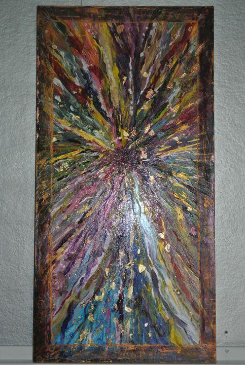 Psychadelic Space - Art Aeon Leon