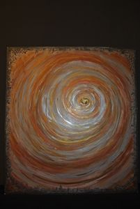 Spiral of Destiny 90/99cm
