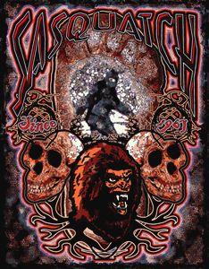Sasquatch, AKA Bigfoot the Legend
